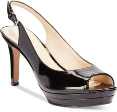 Nine West Able Mid-Heel Pumps was $99.95 now $59.90