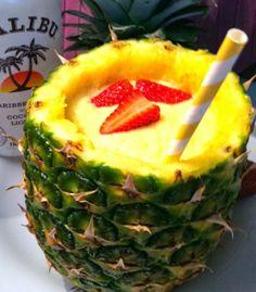 Pineapple Paradise Daiquiri