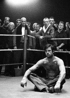 "Mad Men Barbershop, elgiminiman: Brad Pitt in ""Snatch"""