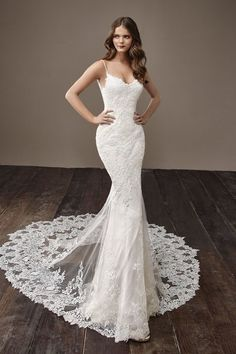 398f126fafa1 7 Best Badgley Mischka Wedding Gowns images | Alon livne wedding ...