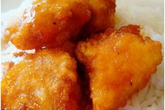 HCG Recipe P2: Chinese Sweet and Sour Chicken