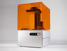 low-cost stereolithography 3D printer by formlabs