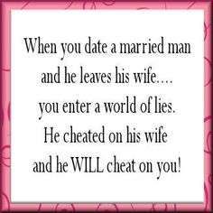 symptoms of a cheating spouse