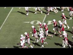 Love this! Little Jack Hoffman with a 69 yard touchdown in the 2013 Nebraska Spring Game. Proud to call myself a Husker fan! ♥