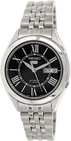 Seiko Men's SNKL33 Stainless Steel Analog with Brown Dial... http://www.amazon.com/dp/B0051IWT7I/ref=cm_sw_r_pi_dp_43woxb1FHYPB0