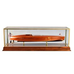 View this item and discover similar for sale at - Gold Cup trophy titled winner Baby Bootlegger, by George F. Crouch Gold Cup trophy winner Baby Bootlegger, Designer: George F. Plywood Boat Plans, Wooden Boat Plans, Chris Craft Boats, Hispano Suiza, The Sporting Life, Classic Wooden Boats, Aircraft Engine, Gold Cup, Wood Boats
