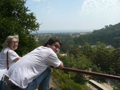 A trip to Malibu, California with my son at 63