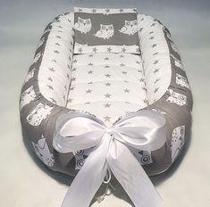 Double-sided Baby Nest for newborn, babynest, sleep bed, snuggle nest, sleep nest, co-sleeper.