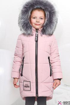 Детская зимняя куртка X-Woyz DT-8258-10 купить оптом по цене от 1 083 грн.