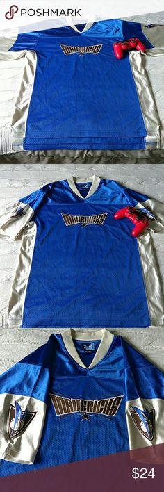 Dallas Mavericks 41 Dirty Jersey Dallas Mavericks 41 Dirty Jersey. Oversized Loose fit. Should fit a M or L & some XL. Vizion Shirts