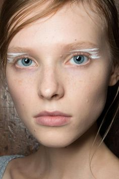 Beauty at Masha Ma Spring / Summer 2014