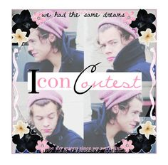 """""""8K ICON CONTEST (CLOSED)"""" by onedeetwins ❤ liked on Polyvore featuring beauty, Clips and Twins8KIconContest"""