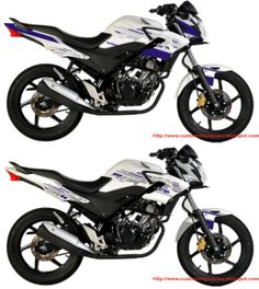 Honda CB150R White