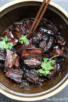 Discover what are Chinese Meat Food Preparation Pork Belly Recipes, Meat Recipes, Asian Recipes, Hawaiian Recipes, Water Recipes, Chinese Recipes, Grilling Recipes, Sin Gluten, Gluten Free