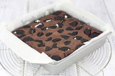 BROWNIE CON OREOS | Sweet And Sour