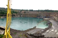 New Hope Crushed Stone and Lime quarry reopens #construction