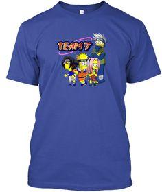 Team 7 Chibi Na Tshirt