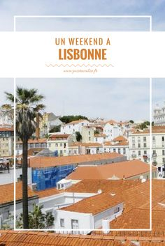Voici mon carnet de voyage d'un weekend à Lisbonne ! Nous y avons découvert Bélem, Sintra, l'Alfama... et dégusté des Pasteis de Nata. Retrouvez tous les détails sur mon blog. #blog #voyage #Lisbonne #portugal