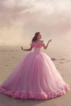 60a6cf713ab 2018 Sweet 16 Quinceanera Dresses Off The Shoulder Corset Canfy Pink  Wedding Dress with Flowers BA3070