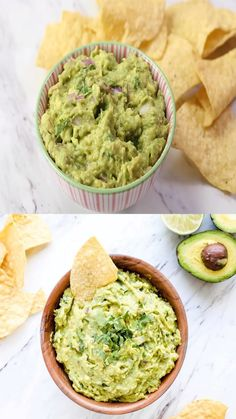 This is my all time favorite guacamole! So easy to make! The best homemade guacamole recipe that takes just 10 minutes to make! Perfect for a summer BBQ or even a mid day snack. This easy guacamole will become a fast favorite! Best Guacamole Recipe, Homemade Guacamole, Avocado Recipes, Appetizer Recipes, Appetizers, Snack Recipes, Healthy Recipes, Good Food, Yummy Food