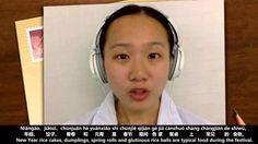 ♡♡♡ Chinese Language Learning ♡♡♡ (Mandarin / Putonghua)(05.31) by e-Putonghua.com 中华文化系列(十三)春节 Chūnjié http://www.e-Putonghua.com/