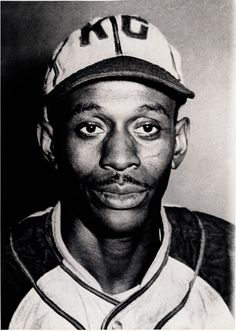 Satchel Paige...This legendary Negro Leagues pitcher played for the Kansas City Monarchs and pitched in two Negro World Series and five East-West All Star games