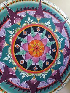 Mandala MDF, 80 dm Arte de Rosangela Bavaresco                                                                                                                                                                                 More