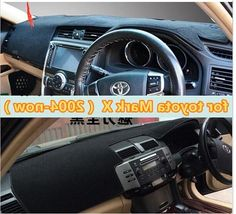 dashmats car-styling accessories dashboard cover for toyota mark x 2004 2005 2006 2007 2008 2009 2010 2011 2012 2013 2015 RHD Interior Accessories, Fashion Accessories, Toyota, Dashboard Covers, 2013, Car, Style, Executive Dashboard, Automobile