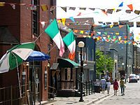 TIL George Street in St. John's Newfoundland Canada has the most bars and pubs per square foot of any street in North America Newfoundland Canada, Newfoundland And Labrador, Places To Travel, Places To Visit, St John's, Best Cities, Canada Travel, Home And Away, Places Ive Been