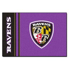 Baltimore Ravens NFL Starter Uniform Inspired Floor Mat 20 x30