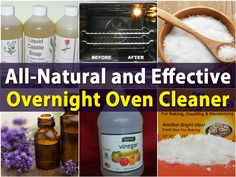 Oven cleaners are great but they contain chemicals that are not healthy. Have you ever breathed that stuff in? While cleaning your oven is a must, you certainly do not want anything unhealthy around your home, family or food. There is, however, a better way. This homemade oven cleaner recipe is...