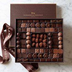 Chocolates con los que espero mi novio se luzca algún día
