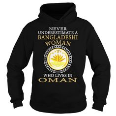 Never Underestimate a Bangladeshi Woman Who Lives in Oman
