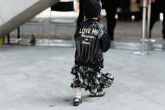 The Best Street Style Pics From Seoul Fashion Week