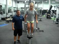 Jump Landing Training - F.O.R.C.E. Performance Training, Ho-Ho-Kus, NJ, ACL prevention Training - YouTube