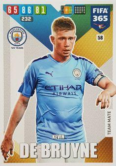 Fotbalové kartičky FIFA 365 XL 2018 Manchester City, Manchester United, City Year, Fifa, Liverpool, Mens Tops, Cards, T Shirt, Supreme T Shirt