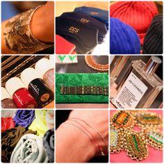 Des cadeaux à offrir ou s'offrir pour les fêtes ! #CCS fait sa #WishList: une GiftBox full coups de coeur: #Bijoux #PARISRENNES #Gants #EchoDesign #Vernis #USLU #Echarpes #CCS #OliviaHainaut #AnneGrandClement #BenAlder #Parfums #UERMI …