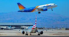 Allegiant Air Airbus s/n 2514 Nevada, Allegiant Air, Las Vegas, International Airport, New Jersey, Airplane, Aircraft, Greek Chorus, Plane
