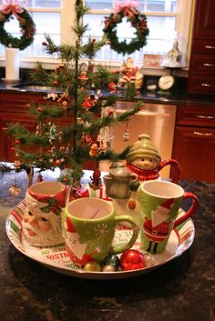 Priscillas: Christmas kitchen 2012
