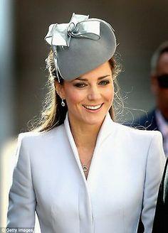 Kate Middleton- Easter 2014