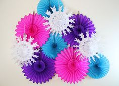 Birthday Party Decorations Birthday decor by TeroDesigns on Etsy