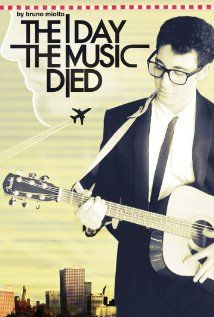 The Day the Music Died is a 2012 American film that centers on the legendary singer Buddy Holly (played by Guy Kent) and his rise to fame and tumultuous relationship with Peggy Sue (played by Paige Segal). The film premiered at Cannes and Toronto Film Festivals and is currently available on Netflix and OnDemand.