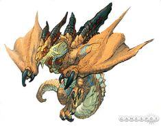 Breath of Fire 4 Fire Dragon