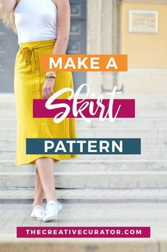 Learn how to draft pattern blocks with Pattern Making Basics! This text course provides you one lesson per day, so that you can start making your own pattern blocks or slopers! Great for anyone that would love to start drafting their own sewing patterns! Pattern Drafting Tutorials, Beginner Sewing Patterns, Dress Sewing Patterns, Easy Sewing Projects, Sewing Projects For Beginners, Free Sewing, Skirt Patterns, Coat Patterns, Blouse Patterns