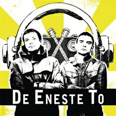 De Eneste To [The only two] is a collaboration between singer/songwriter Peter Sommer and the front singer from the band Nephew, Simon Kvamm. Both are natives of the region of Eastern Jutland and in their songs they combine down to earth aspects of daily life with the bigger 'meaning of life' kind of questions.