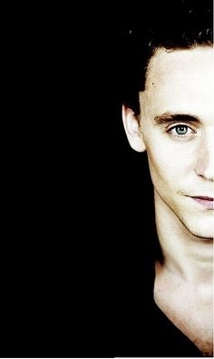 """tom hiddleston....H O T...my friends say N O T, but they haven't seen him do the """"snake hips""""..."""