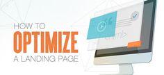 ¿comó? Optimizar una landing page , Identificar los principales elementos de una página de destino es muy importante para su negocio. Una LANDING PAGE o página de aterrizaje es donde usted captura o conduce a su cliente a la venta de sus productos o captura de leads. #sem #seo #adinteractive  http://www.adinteractive.co/blog-adinteractive/optimizar-una-landing-page