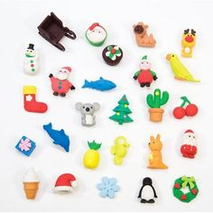 Let the festive countdown begin... WITHOUT the massive sugar rush!  Gorgeous Erase It advent calendar is the ideal reminder of how many sleeps to go until Christmas day - peel away to reveal either a festive or animal themed eraser!  A parents dream that is sure to delight kids as well!
