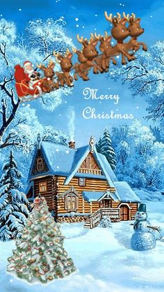 icu ~ Pin on Gifs ~ Merry Christmas merry christmas happy christmas christmas quote christmas greeting christmas friend Merry Christmas Pictures, Merry Christmas Images, Merry Christmas Everyone, Christmas Scenes, Christmas Love, Christmas Wishes, Vintage Christmas, Merry Christmas Quotes Friends, Merry Christmas Santa
