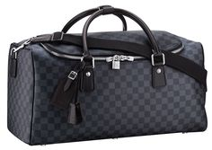 Celebrities who wear, use, or own Louis Vuitton Damier Graphite Keepall. Also discover the movies, TV shows, and events associated with Louis Vuitton Damier Graphite Keepall. Louis Vuitton Damier, Louis Vuitton Paris, Louis Vuitton Men Shoes, Louis Vuitton Luggage, Louis Vuitton Handbags, Vuitton Bag, Bling Bling, Luxury Bags, Backpack Bags